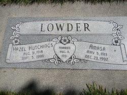 Hazel Orlean <I>Hutchings</I> Lowder