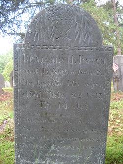 Benjamin H. Patch