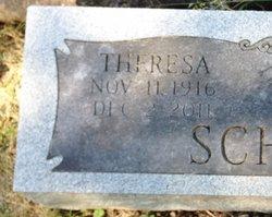 Theresa <I>Rudrick</I> Schroeder