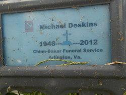 """Michael Leroy """"Pye"""" Deskins"""