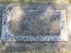 William H. Ogden
