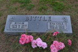 Eva Lee <I>Coe</I> Bittle