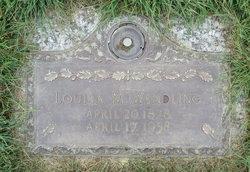 Louisa Mary <I>Garwig</I> Wendling