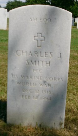 Charles J Smith