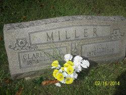Clarence C Miller