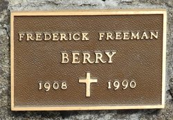 Frederick Freeman Berry