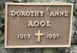 Dorothy Anne Rook