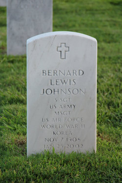 Bernard Lewis Johnson
