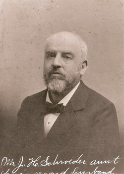 John Henry Schroeder