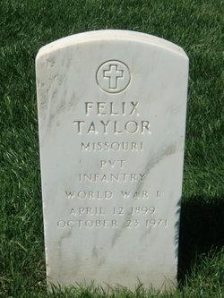 Felix Taylor