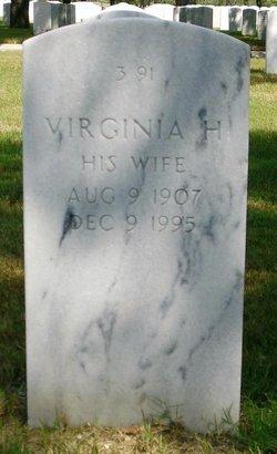 Virginia Helen <I>Smith</I> Blair