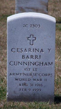 Cesarina Y Barri Cunningham