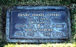Guila <I>Norman</I> Cypert