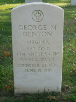 George Mason Denton