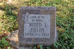 Boyd L Edlin