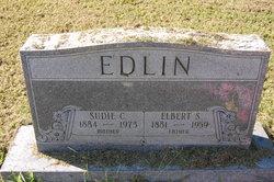 Elbert S Edlin