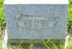 Goldie Dale <I>Jacobs</I> Ammons