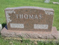 Zealand Morton Thomas