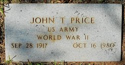 John Thurman Price