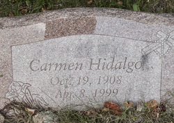 Carmen Hidalgo