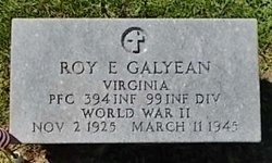 Roy E. Galyean