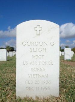 Gordon G Sligh