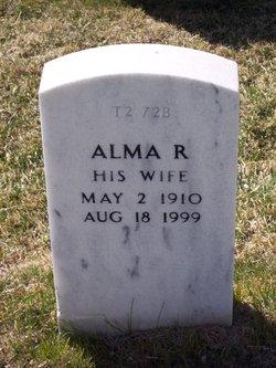 Alma R Smith