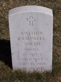 Arthur Campbell Smith