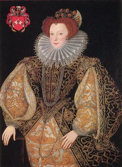 Lettice <I>Knollys</I> Dudley