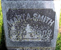 Mary A <I>Hauser</I> Smith