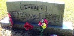 Kenneth James Warren
