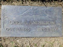 Carl Augustinus Anderson