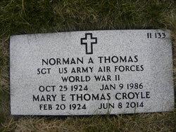 Norman A. Thomas
