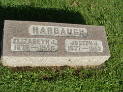 Elizabeth Jane <I>Harry</I> Harbaugh