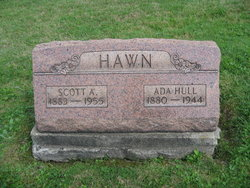 Ada <I>Hull</I> Hawn