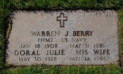 Warren Joseph Berry