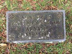 Infant Son Arnall