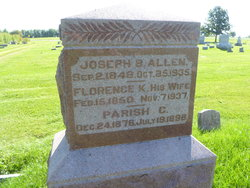 Joseph Brown Allen