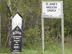 Saint Annes Anglican Church Cemetery