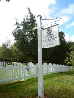 Sandy Street Cemetery