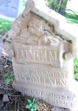 Alvin Marcell Van Wagenen