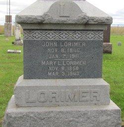 John Lorimer