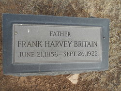 Frank Harvey Britain
