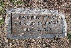 Joyce Mae Adams