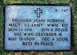 "Gertrude H. ""Trudi"" Robbins"