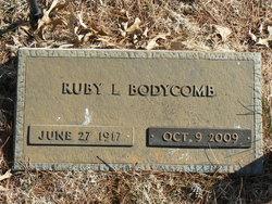 Ruby L Bodycomb