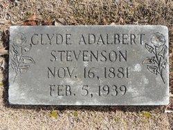 Clyde Adalbert Stevenson
