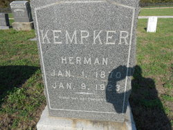 John Herman Kempker