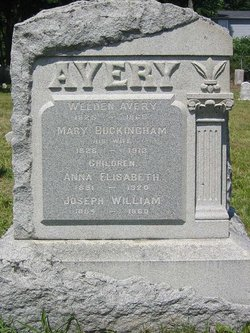 Joseph William Avery