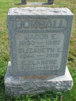 Jacob Eyler Bonsall